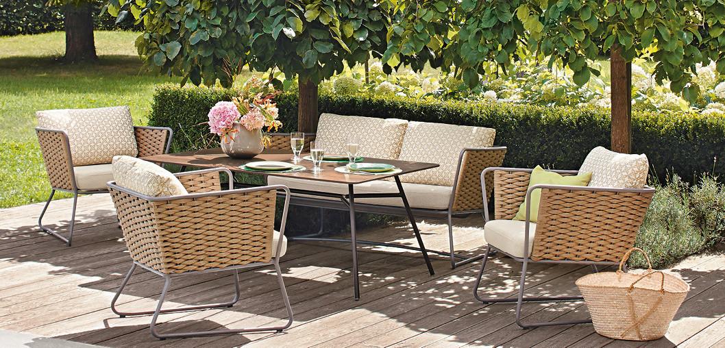 garpa outdoor garten möbel | Lutz Schmidt Objekteinrichtungen Nürtingen